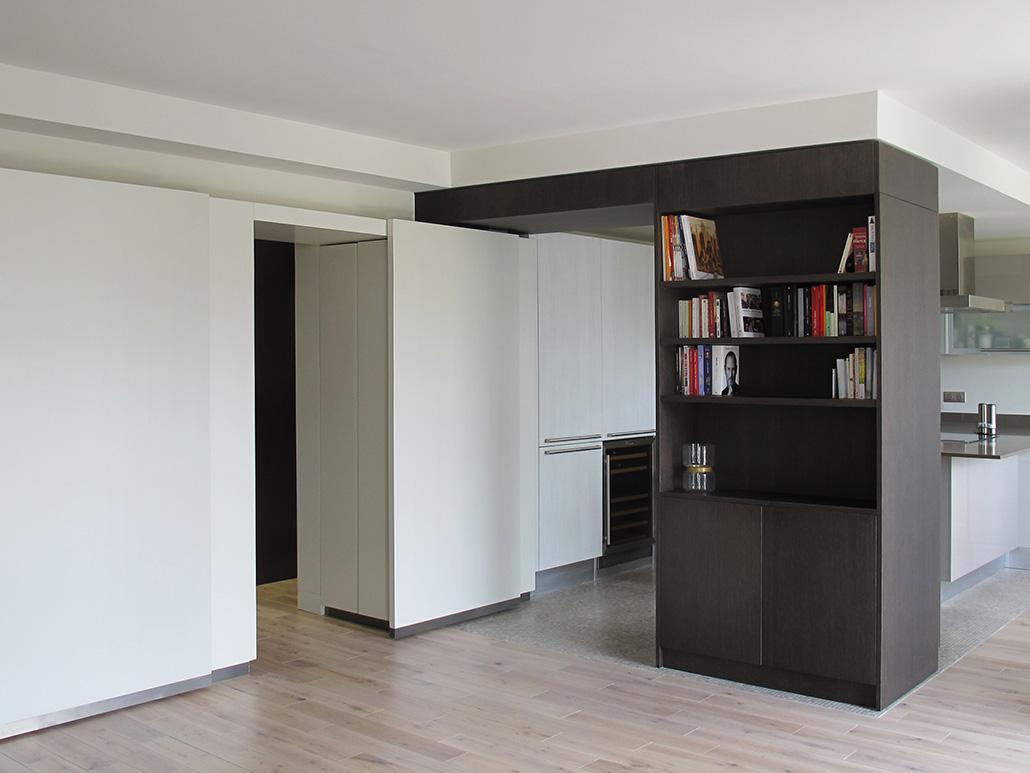 un grand appartement familial ad 39 hoc architecture interieure. Black Bedroom Furniture Sets. Home Design Ideas