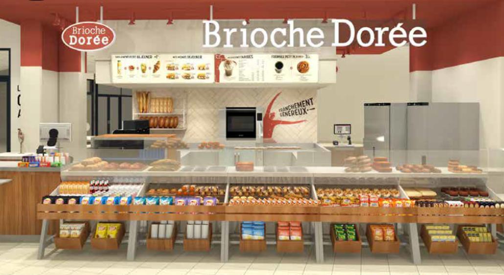 Brioche Doré